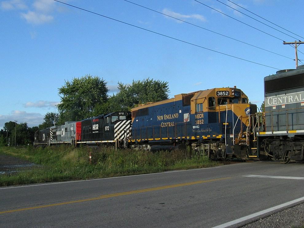 NECR 3852 at hotchkiss Road