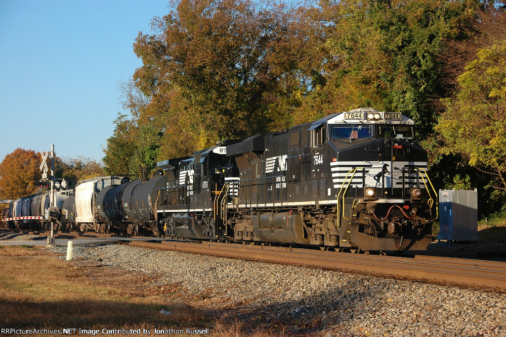 NS 7644 leads NS-338