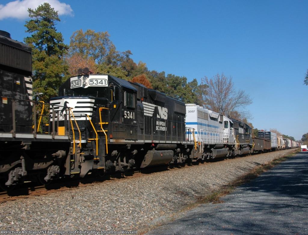 NS 5341 on NS-P88