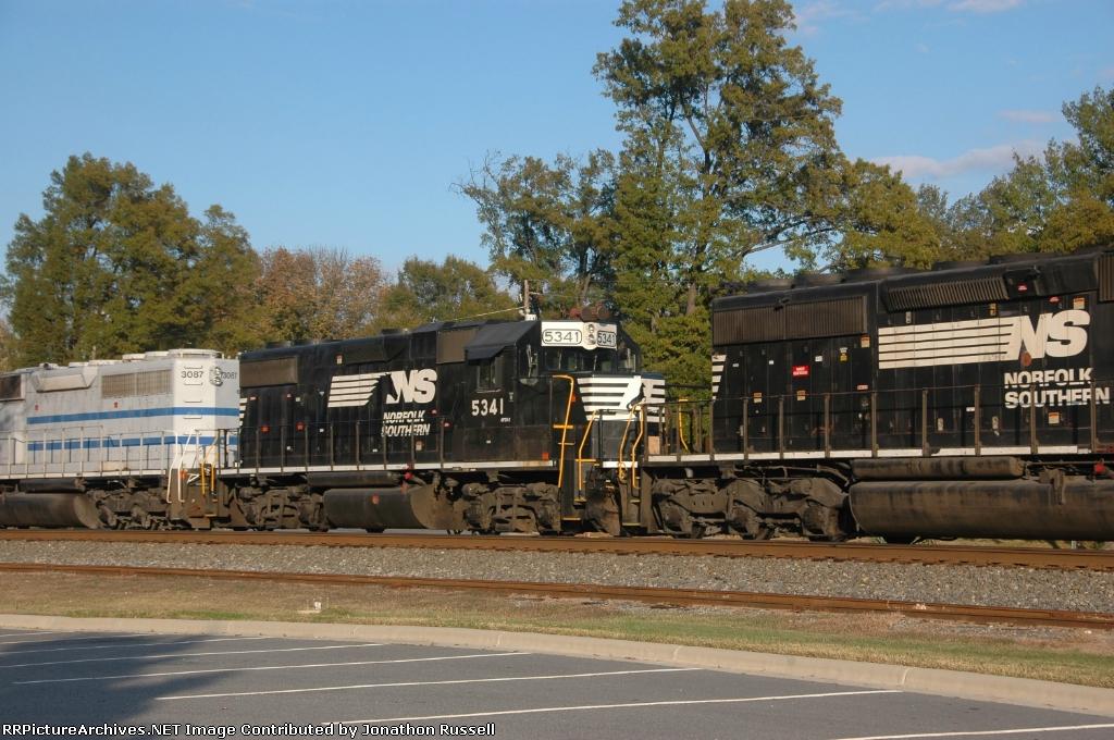 NS 5341 on NS-156
