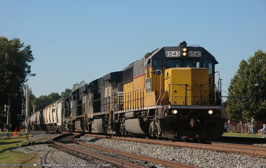 NS 6543 leads NS-338