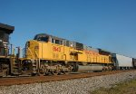 UP 8143 on NS-172 @ North Kannapolis