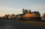 UP 4639 leads NS-172 @ North Kannapolis