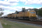 UP 4451 leads NS-213