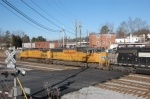 UP 4041 on NS 159