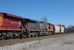 CN 2640 on NS 186