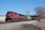 CP 8556 leads NS 186 @ Lee