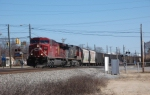 CP 8556 leads NS 186 @ Maybelle