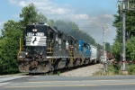 NS 5175 leads NS-P61 @ Majolica