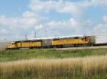 Hump power at North Platte