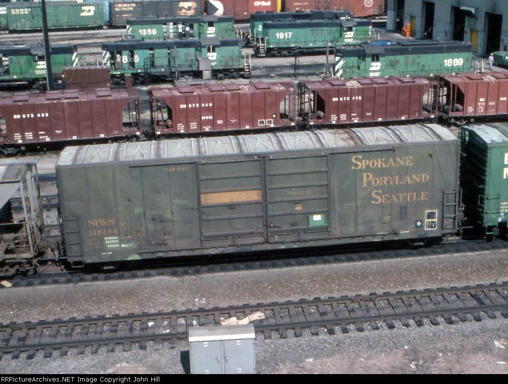 1245-14 BN Northtown diesel shop