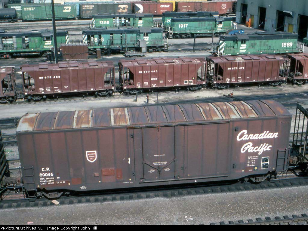 1245-15 BN Northtown diesel shop