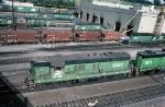 1245-26 BN Northtown diesel shop