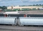 1245-27 Hump power at BN Northtown Yard