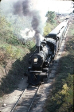 1251-37 NP 328 steam special on MTFR