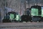 1254-20 BN #1100-1101 at Daytons Bluff Yard