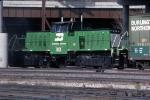 1254-28 BN #1101 at Daytons Bluff Yard