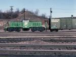 1254-31 BN #1101 at Daytons Bluff Yard