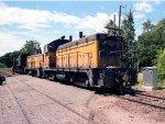 [John Doe AA09] CNW 1004 At Cedar Lake Yard. Unknown date guesstimated.