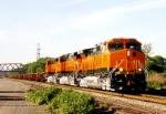 Brand New Shiny Freight C44-9W's