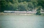 Metro North Genesis along the Hudson