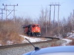 CN 120 at Amherst east