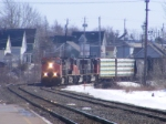 CN 407 at Amherst