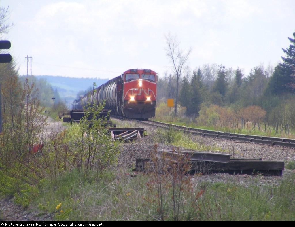 CN 405 at Penobsquis