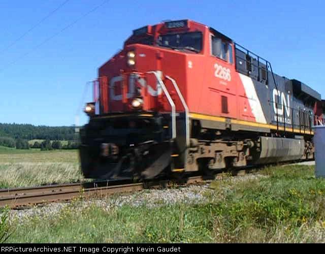 CN 406 at Penobsquis