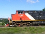 Pacing with CN 406 at Apohaqui