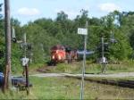 CN 406 at Hampton