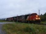 CN 406 at Apohaqui