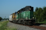 BNSF Road Switcher