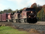 3 Unit X500 including an STL&H SD40-2