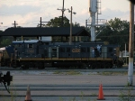 CSX 1300 gets worked on