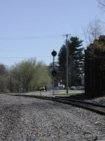 WNYP Eastbound Home Signal