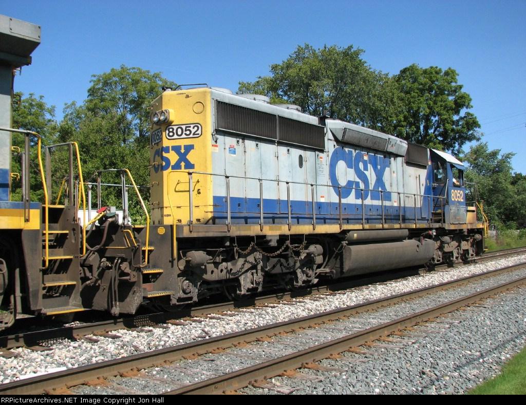 CSX 8052