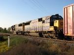CSX 8549 & 8563