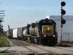 Q326-18 rolls onto Track 1