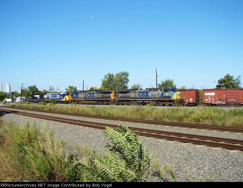 CSX 3 and 39