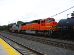 BNSF 8254 and 8291