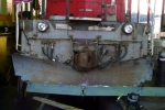 GEXR 3835 REAR UNDER REPAIR