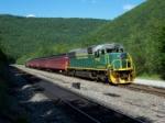 Lehigh Gorge 3PM Train
