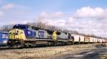 CSX Mixed Freight