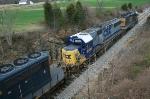 CSX 8035 & 8598