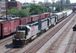 SB freight with special loads