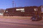 NS 6567 leading a SB