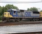CSX 8622