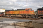 BNSF 4013 Third out at CP88