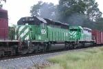 Leasors on SB freight